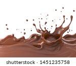 Chocolate Milk Ripple Splash...