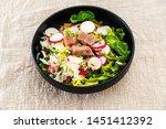 tuna fume of rice cook radish... | Shutterstock . vector #1451412392