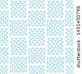 abstract geometric pattern for... | Shutterstock .eps vector #1451450798