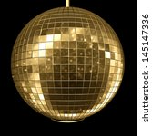 disco ball with natural... | Shutterstock . vector #145147336