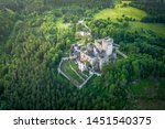 Landstejn castle is a 13th...