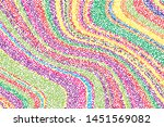 pattern with small multi... | Shutterstock .eps vector #1451569082