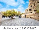 cappadocia  nevsehir  turkey ... | Shutterstock . vector #1451594492