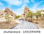 cappadocia  nevsehir  turkey ... | Shutterstock . vector #1451594498