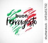 vector illustration for italian ...   Shutterstock .eps vector #1451651732