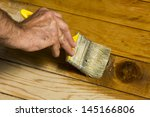 Close Up Photo Of Painting The...