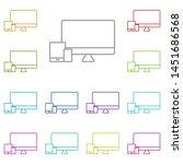 adaptive  design multi color...