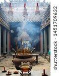 ho chi minh city  vietnam  ... | Shutterstock . vector #1451709632