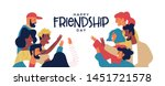 Happy Friendship Day Web Banne...