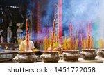 ho chi minh city  vietnam  ... | Shutterstock . vector #1451722058