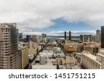 downtown san diego  california  ... | Shutterstock . vector #1451751215