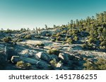 granite rock formations at bald ... | Shutterstock . vector #1451786255