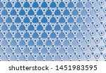 colorful convex relief... | Shutterstock . vector #1451983595