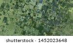 abstract geometric random... | Shutterstock . vector #1452023648