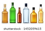 alcohol drinks bottles ... | Shutterstock .eps vector #1452059615