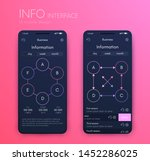 mobile application interface....