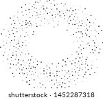 grainy grunge abstract texture... | Shutterstock .eps vector #1452287318