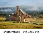 Old Country Homestead From 1870'...