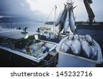 Tuna Fish In Container On...