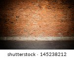 wall background | Shutterstock . vector #145238212