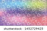 love card vector. illustration... | Shutterstock .eps vector #1452729425