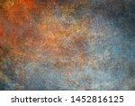 Rusty Metal Texture  Vintage...