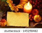 arrangement of sunflower ... | Shutterstock . vector #145298482