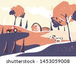 vector illustration of... | Shutterstock .eps vector #1453059008