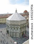 Baptestry Of Florence Cathedral