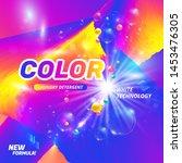 package design template for... | Shutterstock .eps vector #1453476305