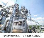 drum for generator steam of... | Shutterstock . vector #1453546802