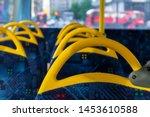 Inside A Double Decker Bus...