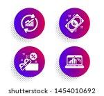 sale  euro money and update...   Shutterstock .eps vector #1454010692