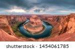 Panoramic View Of Horseshoe...