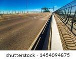 Famous Jacques Cartier Bridge...