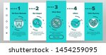 sperm cells vector onboarding... | Shutterstock .eps vector #1454259095