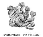 Lernaean Hydra   Mythological...
