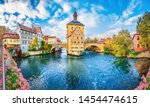 Old Town Bamberg In Bavaria ...