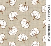 seamless floral pattern with... | Shutterstock .eps vector #145449268