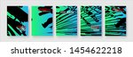 abstract background with... | Shutterstock .eps vector #1454622218