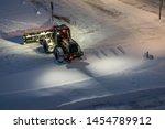 tromso  norway    december 2018 ...   Shutterstock . vector #1454789912