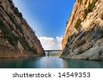 the river verdon on the average ... | Shutterstock . vector #14549353