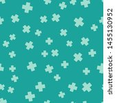 green cross hospital medical... | Shutterstock .eps vector #1455130952