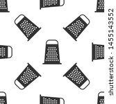grey grater icon isolated... | Shutterstock .eps vector #1455143552