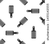 grey grater icon isolated... | Shutterstock .eps vector #1455143555