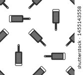 grey grater icon isolated... | Shutterstock .eps vector #1455143558