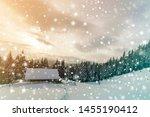 Beautiful Winter Landscape....
