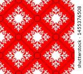 merry christmas  seamless... | Shutterstock .eps vector #1455376508