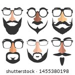 Disguise Mask  Glasses ...