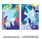 Abstract Tropical Background...